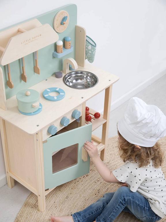 Czy w kuchni drewnianej ugotujemy dobry obiad?